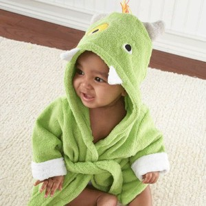 monster robe for baby