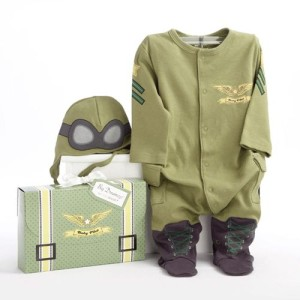 baby pilot layette set