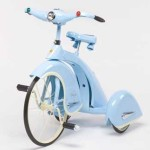 Blue 1936 Sky King Tricycle for kids