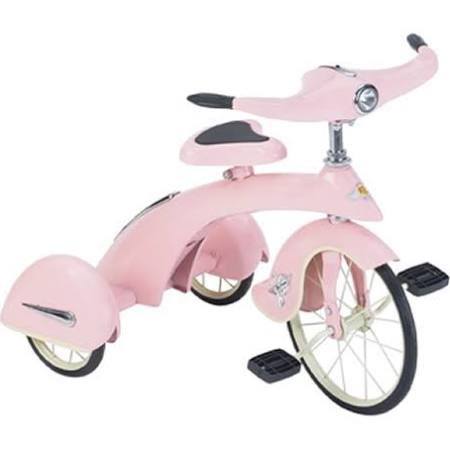 Jr. Princess Tricycle for Girls