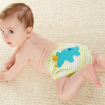 Dinosaur baby bloomers diaper covers