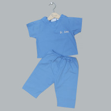 personalized mini scrubs for Baby