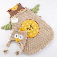 night owl snuggle sack
