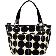 oi oi 6378 sand dot tote bag