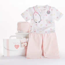 Nurse Outfit for Baby Girl