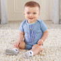Little Man Onesie and Sock set