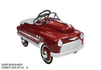 Red Pedal Car for Kids