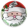 cookies for santa plate for kids