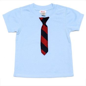 Little Man Tie Tee for Babies