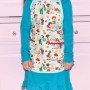 Retro Candy Kids Apron for girls