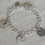 classic charm bracelet for mom