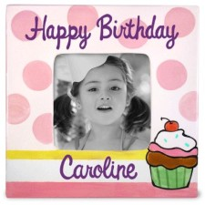 Birthday Girl Personalized Frame