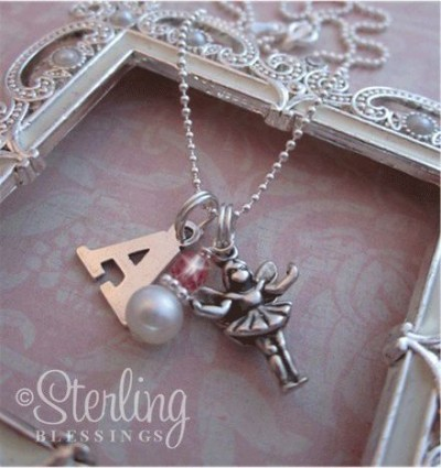 Fairy Wishes Charm Necklace