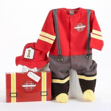 Baby Firefighter Outfit