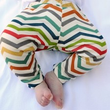 Organic Knit Leggings for Baby