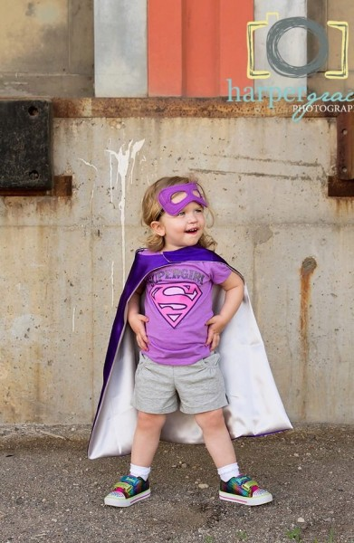 Kids Cape For Girls