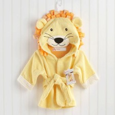 Big Top Lion Robe for Baby