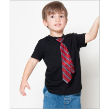 Little Man Tie Tee for Kids