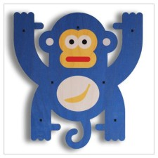 monkey 3d wall art