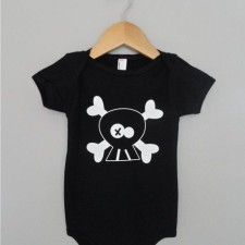 skull and crossbones tees