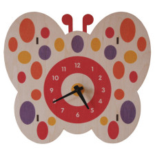Girls Wall Clocks