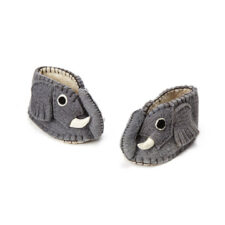 Elephant Slippers for Baby
