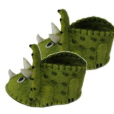 Dinosaur Slippers for Baby