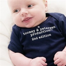 Edition shirt for babies and kids