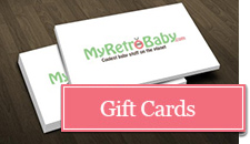 GIFT CARDS FROM MY RETRO BABY