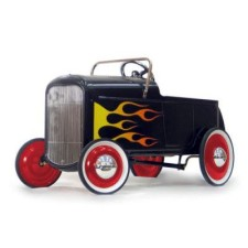 flamed roadster 1932 pedal car