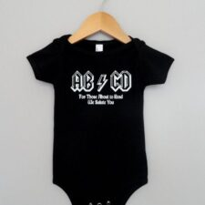 abcd infant and toddler shirts