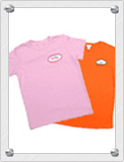 Name patch tees for kids