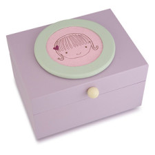 Girl Love Jewelry Box