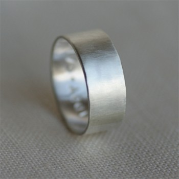 Personalized Mens Ring