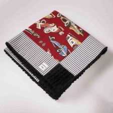 Retro Cars Baby blanket