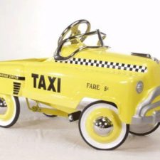 Yellow Taxi Cab for Kids